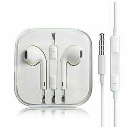 New Headphones Earphones With Remote & Mic For Apple iPhone