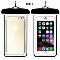 Waterproof Case, CaseHQ Universal IPX8 Waterproof Phone