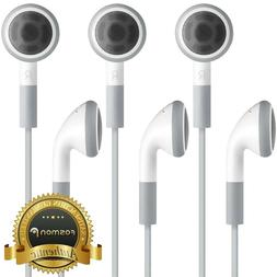 3x For Samsung S10 Plus+ S9 Note 8 iPhone Ear Stereo Earbud
