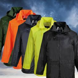 Portwest US440 Classic Waterproof  Rain Jacket wth Pack Away
