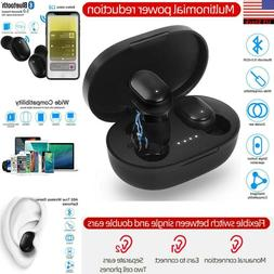 New A6S TWS Stereo Airdots Headset Bluetooth 5.0 Earphone He