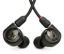 Audio-Technica ATH-E40 Monitor Earphones - Black