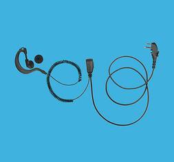 BOMMEOW BGS15-H4 G Shape Earhanger G-Style Earpiece for 2 Pi
