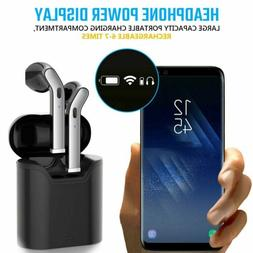 Bluetooth 5.0 Earphone Wireless Earbuds Headphone For Samsun