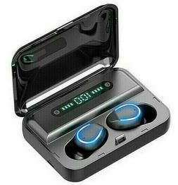 Bluetooth 5.0 Headset Wireless in Ear Earphones TWS Earbuds