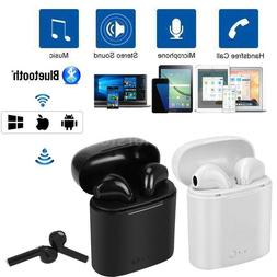 Bluetooth Earphones For iPhone Android Samsung Ear pods Wire