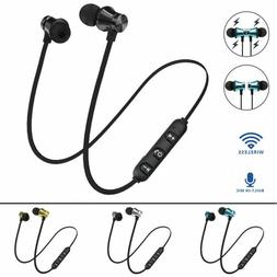 Bluetooth Earphones For iPhone Android Samsung Earpods Wirel