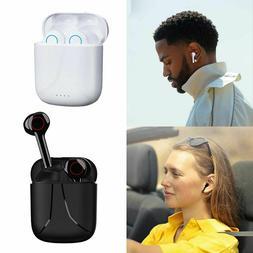 Bluetooth Headset Wireless Earbuds Earphones in-Ear Headphon