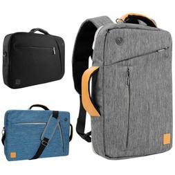 VanGoddy Convertible Tablet Backapck Messenger Travel School