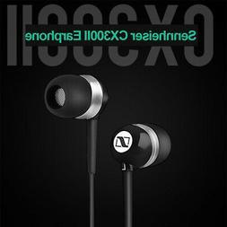 Sennheiser CX300II In-Ear Headphones 3.5mm Wired Headset Ear