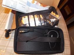 Countryman E6 Omni Earset Mic for Shure transmitters, black