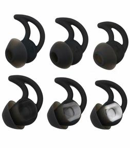 ALXCD Ear Tips for BOSE SoundSport Free Headphone, S/M/L 3 P