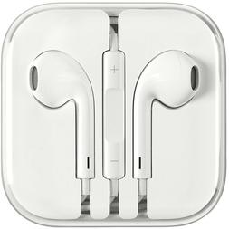 Generic Earphones With remote Mic and volume For Apple iPhon