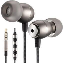 Betron GLD100 Earphones Headphones High Definition, in-ear,