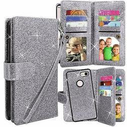 Google Pixel 3 Case Harryshell Detachable Magnetic 12 Card S