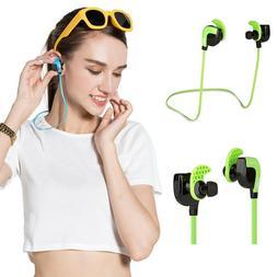 gym running bluetooth earphone jogging wireless sport