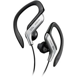 Clip Style Headphone Silver and Black Lightweight and Comfor