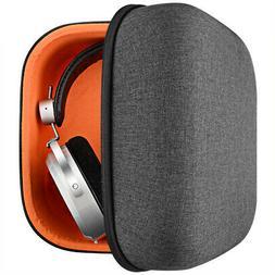 Geekria Large Headphone Case for HiFiMAN HE400i, HE400S, Gra