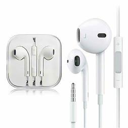 Headphones Earphones Earbuds With Remote & Mic For Apple iPh
