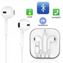 High Quality Earphones Earbuds For iPhone XS Max XR 8 7s 7 P