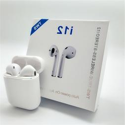i12 TWS Bluetooth 5.0 Earbuds Wireless Headphones Earphones