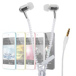 In Ear AntiTangle Zip Earphones For Apple iPod Classic, Nano