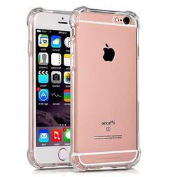 iPhone 6S Plus Case iPhone 6 Plus Case, CaseHQ Transparent C