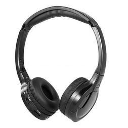 IR Infrared Wireless Headphone Stereo Music Headset Earphone