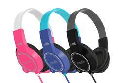 MEE audio KidJamz 3 Child Safe Headphones for Kids w/Volume-