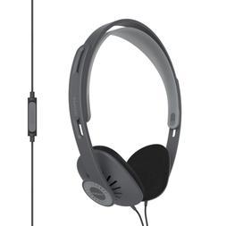 Koss KPH30ik On-Ear Headphones | in-Line Microphone & Remote