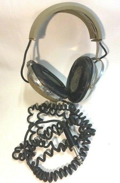 KOSS Over Headphones Vintage Earphones Headset