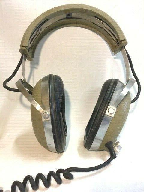 4aa over ear headphones wired headband beige