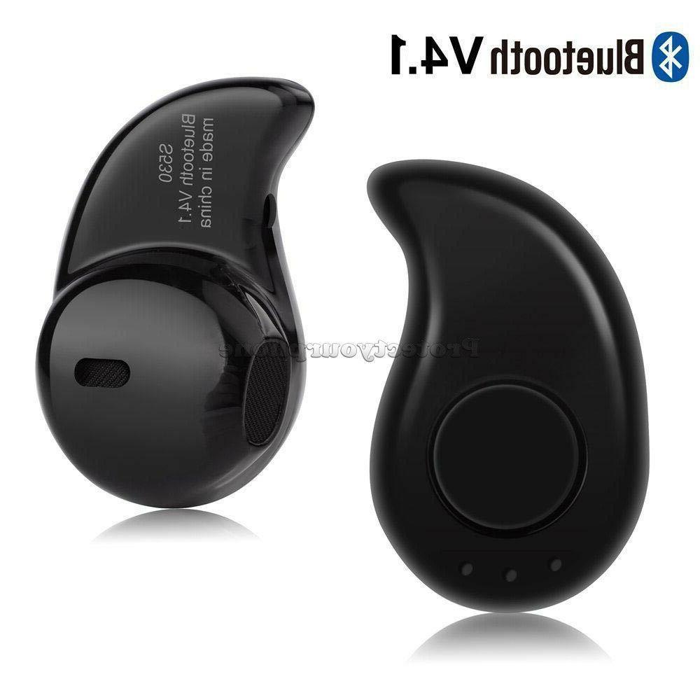 Bluetooth Earphone Headphone iPhone Android