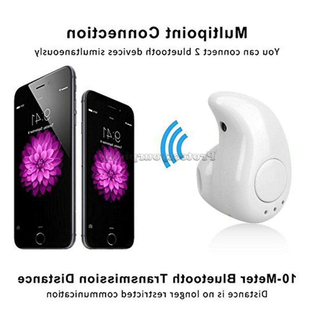 Bluetooth Earbud Earphone in-Ear Headphone Android