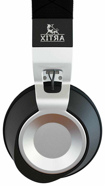ARTIX Headphones On-Ear Wired Foldable, Adjustable