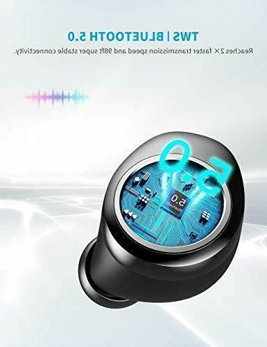 Compact Lightweight Bluetooth Wireless Earphone
