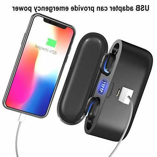 Compact Lightweight Wireless 5.0 Earphone