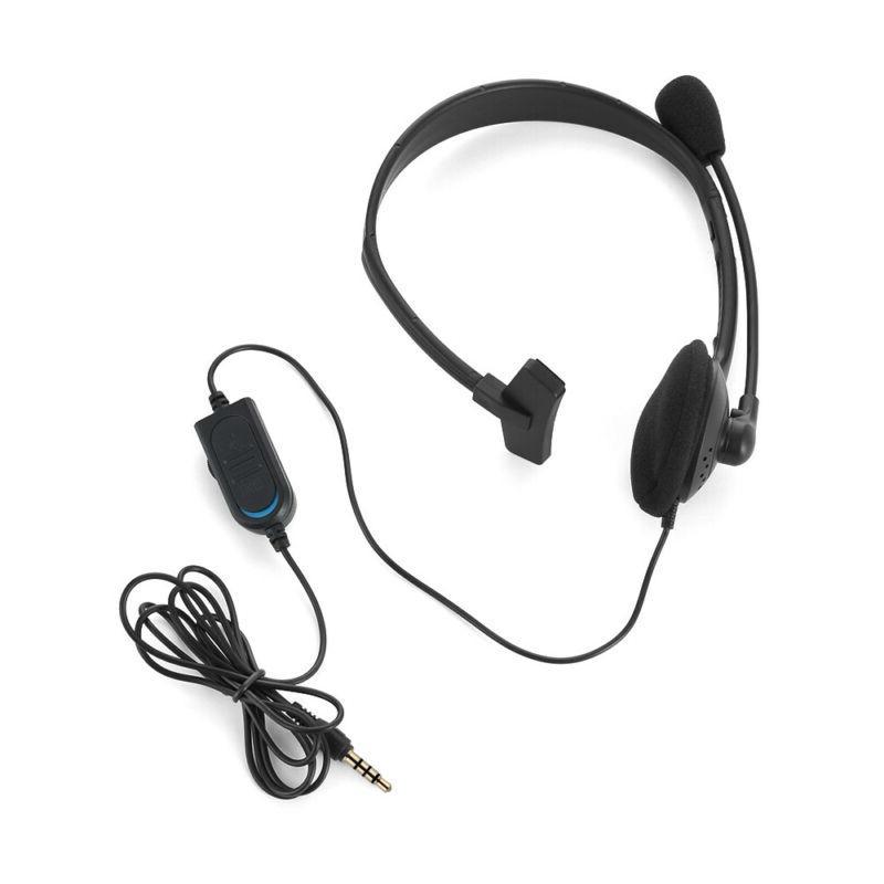 Earphone Portable Mic gamer Gaming Headphones
