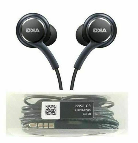 OEM Samsung 9 S9 S10 Plus OEM EarBuds Headphones