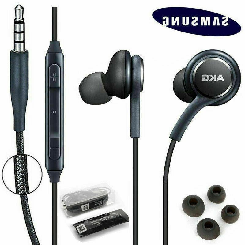 OEM Samsung 9 S9 S10 Plus EarBuds Headphones Lot