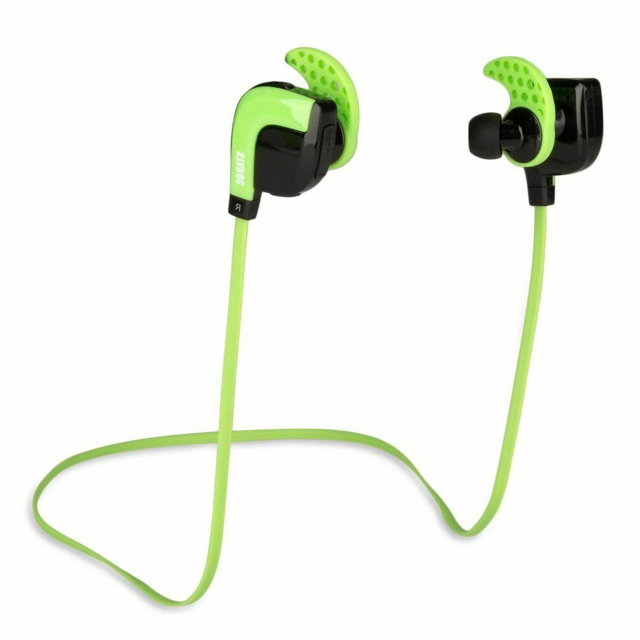 Gym Running Bluetooth Jogging Wireless Sport Earbuds Headset