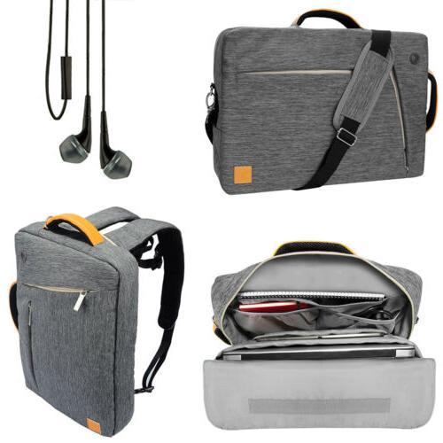 laptop backpack shoulder bag for 15 6