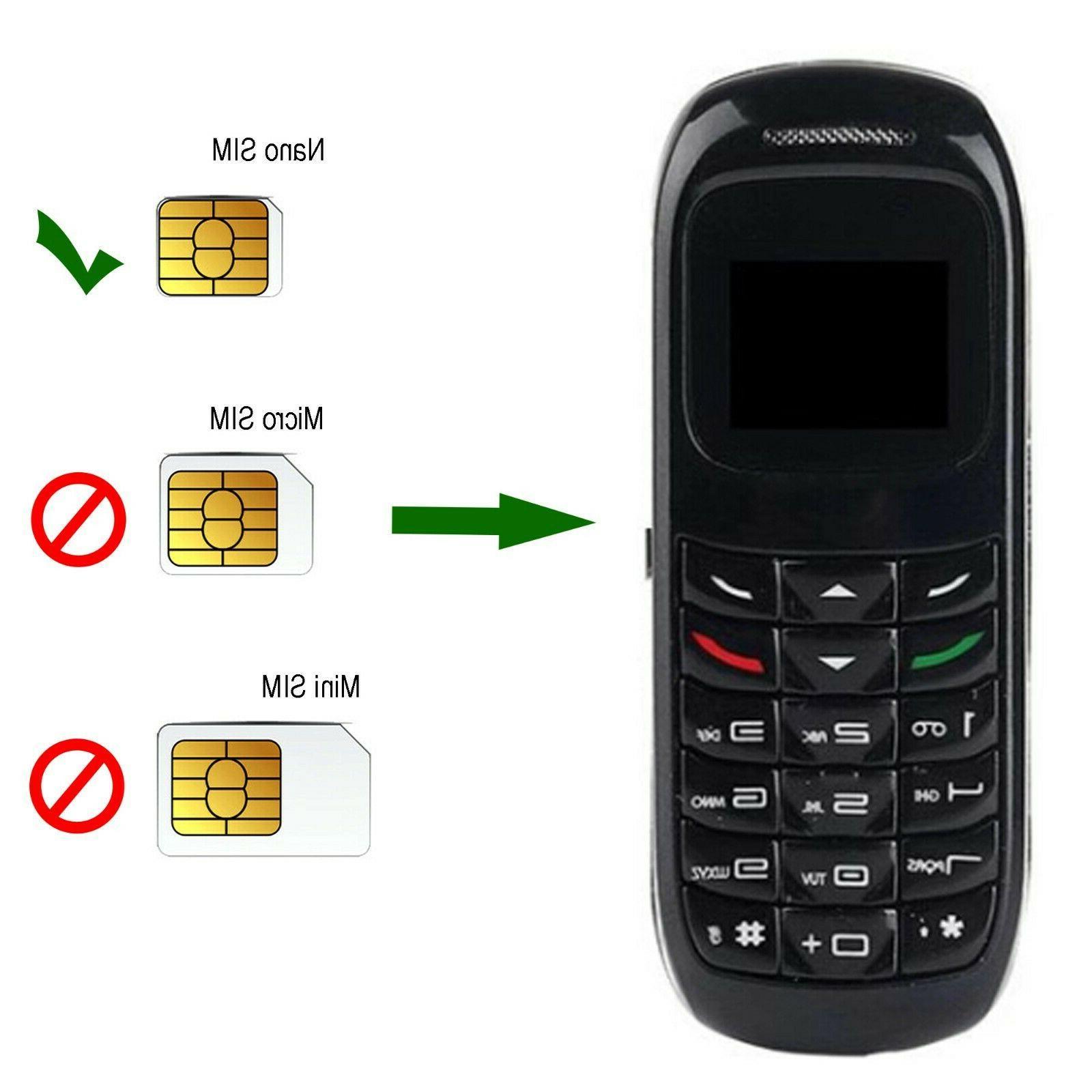 Mini Mobile Phone Dialer Earphone