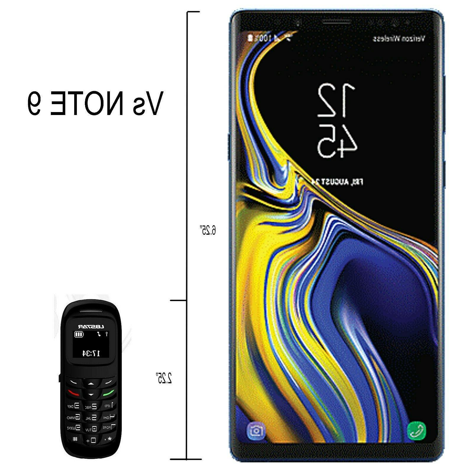 Mini GSM Phone BM70 Earphone Headset