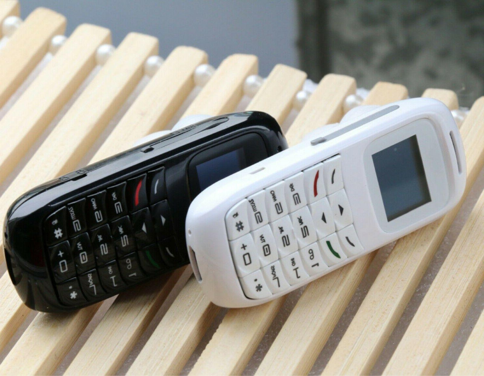 Mini Small Phone Dialer BM70 CellPhone Earphone Headset