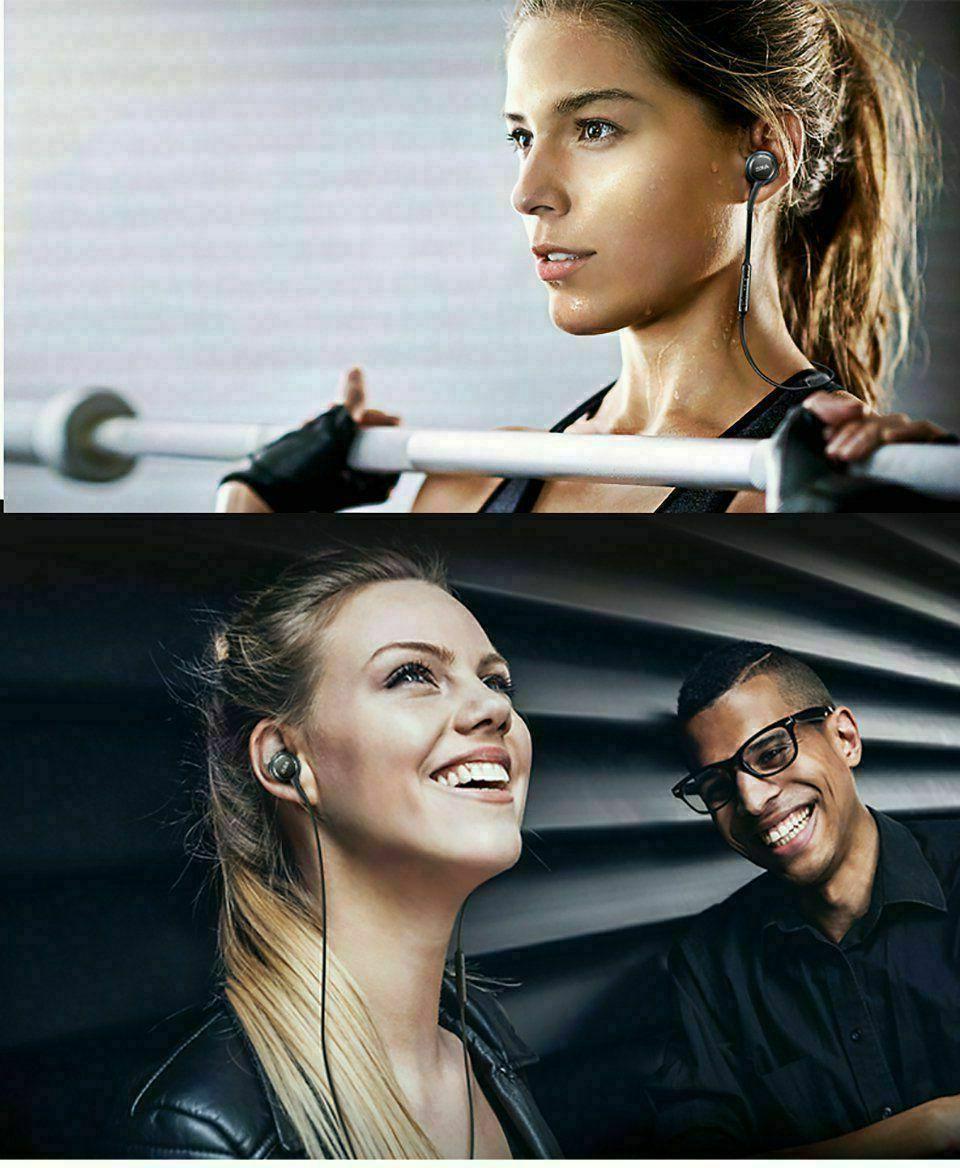 New AKG Stereo Headphones Earphones Ear