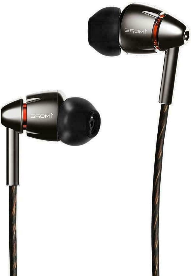 Driver in-Ear Earphones High Fidelity