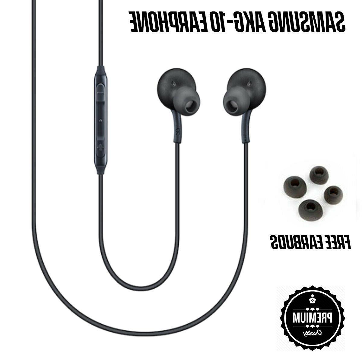 OEM Samsung Earphone S8 S9 9 Headset EarBud