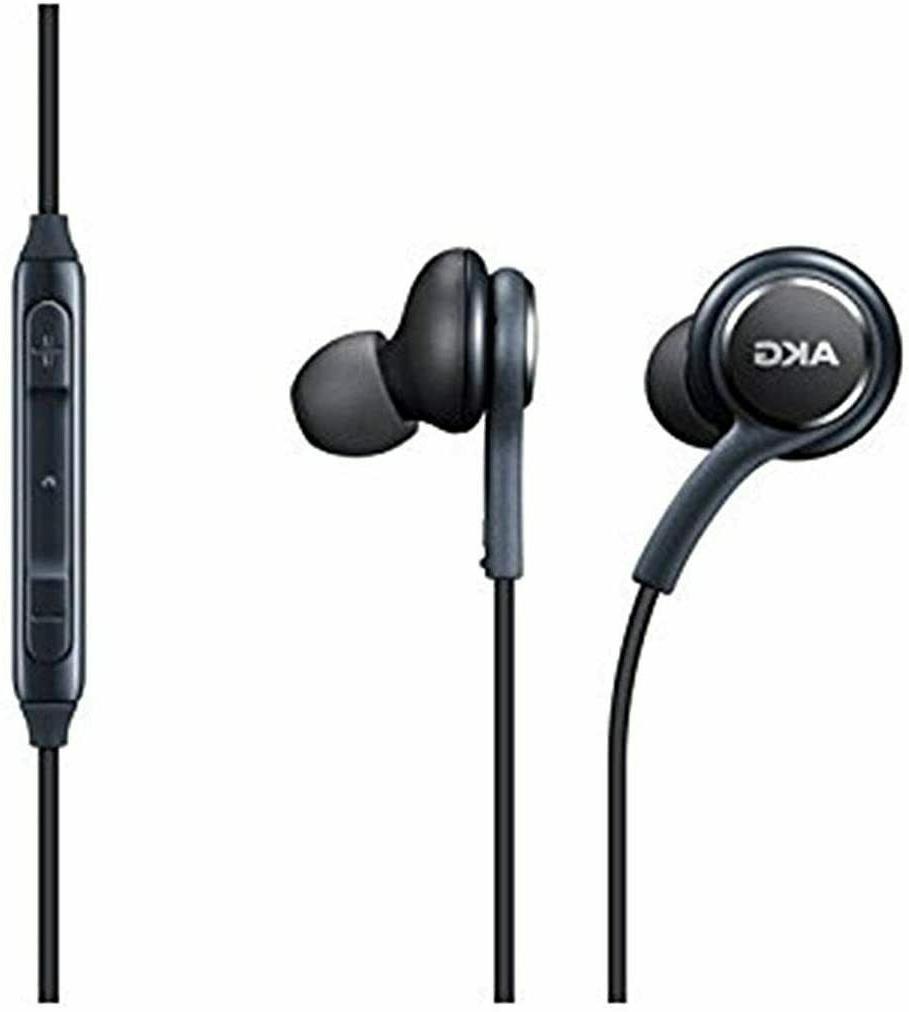 original oem akg stereo headphones headphone earphones