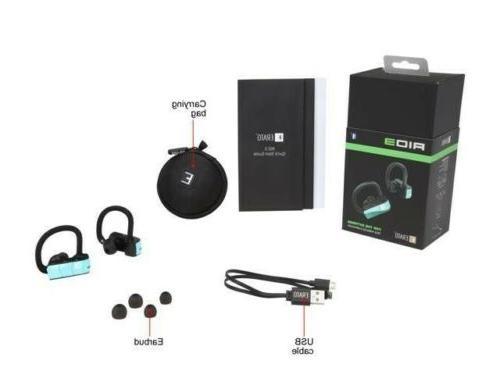 ERATO Rio3 Complete Cordless Ear plug Earphone Sports Waterproof